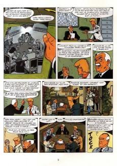 Extrait de Ric Hochet - La collection (Hachette) -44- Ric Hochet contre Sherlock