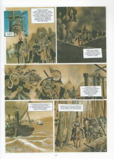 Extrait de La roue -2- Les 7 combattants de Korot - I