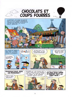 Extrait de Benoît Brisefer -12- Chocolats et coups fourrés