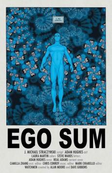Extrait de Before Watchmen: Dr. Manhattan (2012) -3- Dr Manhattan 3 (of 4) - Ego sum