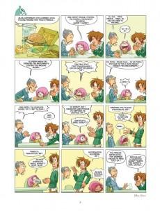 Extrait de Ernest & Rebecca -2a- Sam le repoussant