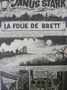 Extrait de Janus Stark -6- La Folie de Brett