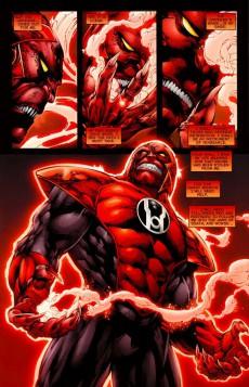 Extrait de Red Lanterns (2011) -INT01- Blood and rage