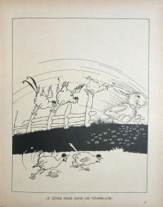 Extrait de Walt Disney (Hachette) Silly Symphonies -7- Le lièvre et la tortue