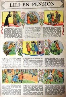 Extrait de Lili (L'espiègle) -3d1930- L'espiègle Lili en pension