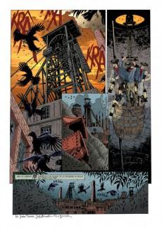 Extrait de Jules Verne et ses voyages -1- Les Indes noires