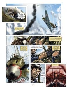 Extrait de Escadrille Normandie Niemen -3- La bataille de Koursk