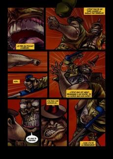 Extrait de Friskoz Invaderz -1- From Space