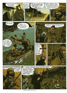 Extrait de Les pionniers du Nouveau Monde -1b1986- Le pilori