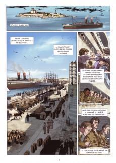 Extrait de Le temps du rêve (Antoni/Ormière) -2- Fromelles