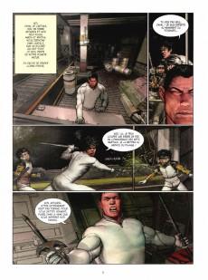 Extrait de Castaka -2- Les Jumelles rivales