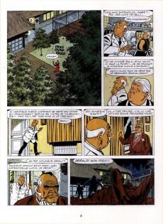 Extrait de Ric Hochet - La collection (Hachette) -46- Les témoins de Satan