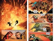 Extrait de Uncanny Avengers (2012) -1- New Union