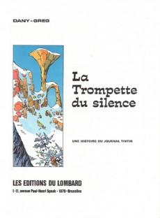 Extrait de Olivier Rameau -8a1982- La trompette du silence