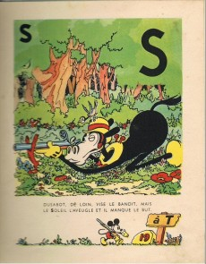 Extrait de Walt Disney (Hachette) Silly Symphonies -9- A.B.C de mickey