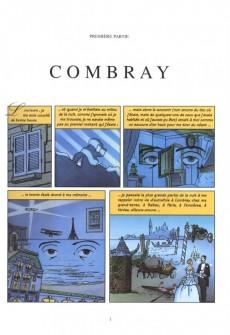 Extrait de À la recherche du temps perdu (Heuet) -1- Combray