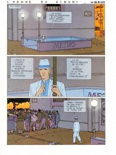 Extrait de Major Fatal - Le garage hermétique -2- L'homme du Ciguri