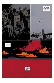 Extrait de Hellboy in Hell (2012) -2- Hellboy in Hell