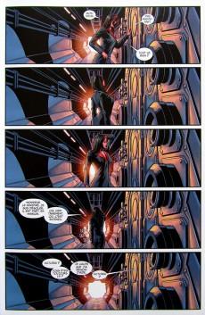 Extrait de Dark Avengers (Marvel Deluxe) -2- L'homme-molécule