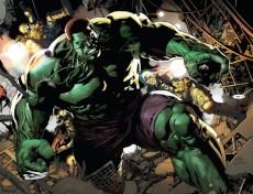 Extrait de Indestructible Hulk (2013) -1- Agent of S.H.I.E.L.D.