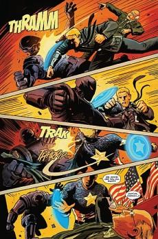 Extrait de Avengers Extra (The) -5- Blessures de guerre