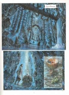 Extrait de Les chevaliers d'Émeraude -3- L'Imposteur