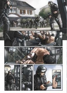 Extrait de Hero Corp -1- Les Origines