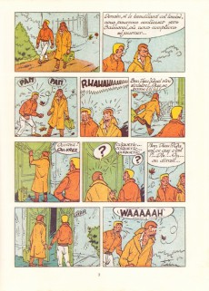 Extrait de Ginger (Jidéhem) -3- Le baron est fou