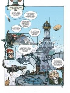 Extrait de Le royaume Suspendu -1- Le Nexus élémentaire