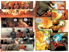 Extrait de Avengers Arena (2013) -1- Worse Things