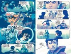 Extrait de Avengers Arena (2013) -3- Earth Girls Aren't Easy