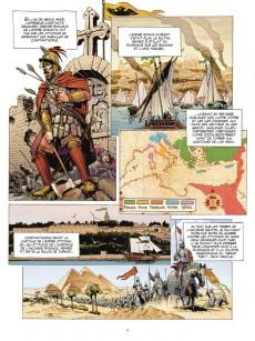 Extrait de Jour J -12- Le lion d'Égypte