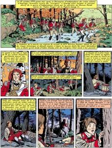 Extrait de Blake et Mortimer (Les Aventures de) -4Valise- Le Mystère de la Grande Pyramide - Tome 1