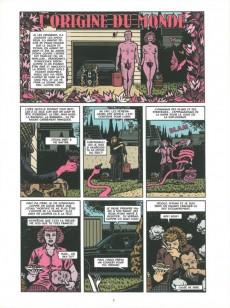 Extrait de Le roi des mouches -2a2012- L'origine du monde
