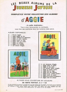 Extrait de Aggie (SPE) -2a68- Aggie gagne sa vie