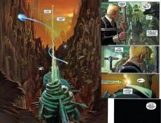 Extrait de Captain America (2013) -1- Castaway in Dimension Z - Part 1