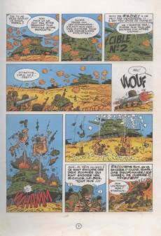 Extrait de Bobo -3- Bobo comic's troupier
