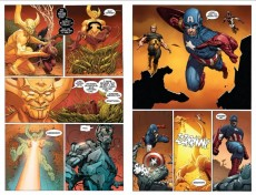 Extrait de Avengers Vol.5 (Marvel comics - 2013) -3- The Garden