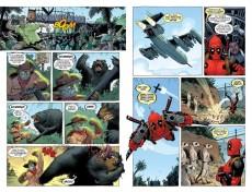Extrait de Deadpool (2013) -2- We Fought a Zoo