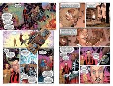 Extrait de Deadpool (2013) -3- Dr. Strange Lives (or How I Learned Deadpool Was Bomb)