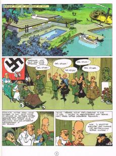 Extrait de Tif et Tondu -31- Swastika