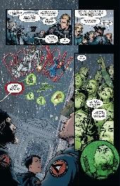 Extrait de Justice League (DC Renaissance) -2- L'Odyssée du mal