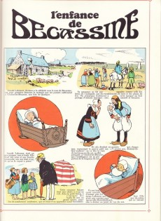 Extrait de Bécassine -1d86- L'enfance de Bécassine