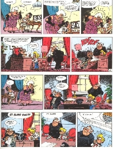 Extrait de Lou (Berck) -4- La bête noire