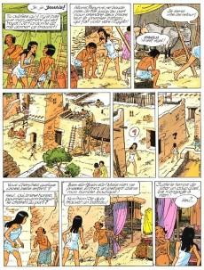 Extrait de Papyrus -25- Le pharaon fou