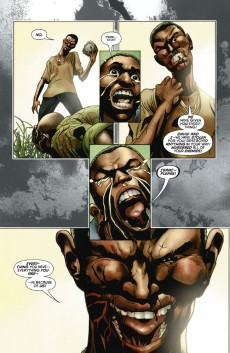 Extrait de Batwing (2011) -4- Better at terrible things