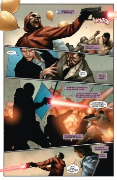 Extrait de Batwing (2011) -5- Like a nightmare coming to life