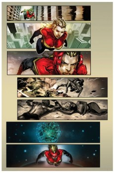 Extrait de Captain Marvel (2012) -1- Issue 1
