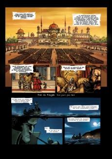 Extrait de Castan -1- Pour l'honneur du Macchawari