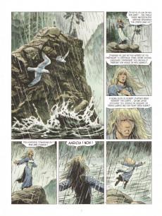 Extrait de Thorgal (Les mondes de) - Louve -3- Le Royaume du chaos